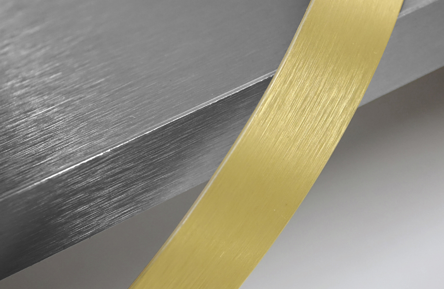 Aluminium ABS Edging